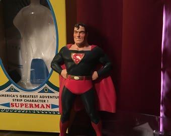 DC Comics Golden Age Superman statue