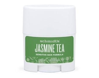 Jasmine Tea Sensitive Skin Travel-Size Stick (.7 oz.) - Schmidt's Natural Deodorant