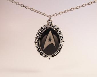 Star Trek Emblem Necklace