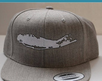 """The """"Long Islander"""" Snapback - Available in Various Colors"""