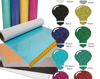 10 Sheets GLITTER Heat Transfer Vinyl, Glitter HTV, HTV Glitter, Heat Transfer Glitter, Heat Transfer Glitter Vinyl, Heat Transfer Vinyl