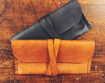 Handmade Leather Sunglasses Case