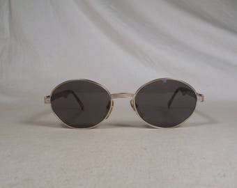 fabulous vintage sunglasses lunettes eyeglasses DANIEL HECHTER carved frame france