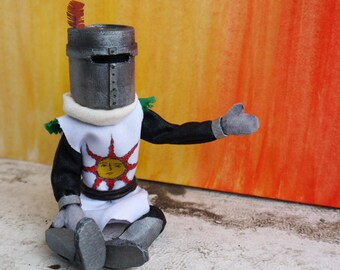 Praise the Sun with Sunbro! Solaire of Astora doll from Dark Souls - geek gift, gamer gift, gamer birthday idea, game room decor, Bloodborne