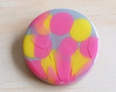 Handmade Resin Brooch | Contemporary Wearable Art | Resin Art