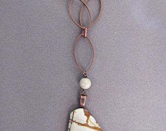 Jasper Necklace/Gift