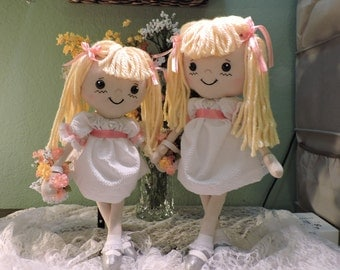 NEW:  Flower Girl Gift / Flower Girl Doll