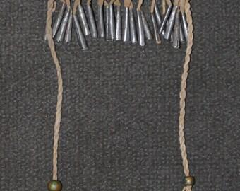 Vintage Sioux, Cheyenne, Arapaho, Plains Native American Beaded Strike -A - Lite Circa 1900 -1920's