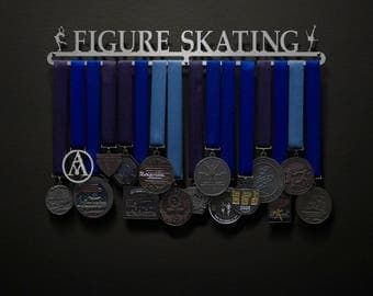 Figure Skating - Allied Medal Hanger Holder Display Rack