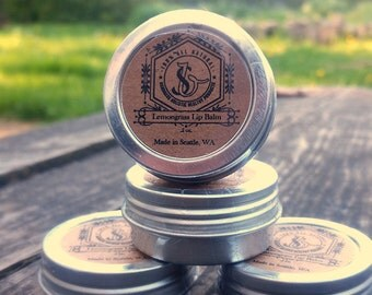 Beeswax Lip & Cuticle Balm