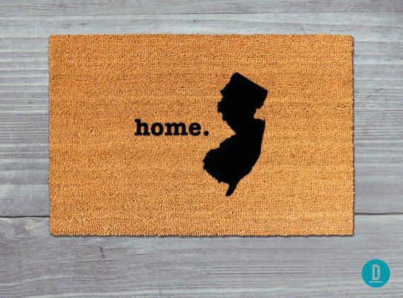 Like this item? & New Jersey Doormat New Jersey Door Mat New Jersey Welcome pezcame.com