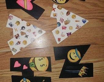 Custom Emoji Letters