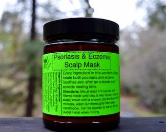 Psoriasis & Eczema Scalp Mask-Organic