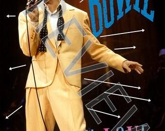 Tshirt - David Bowie: Modern Love (1983)