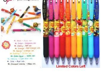 Zebra Limited Edition Sarasa Chupa Chups 0.5 Pen