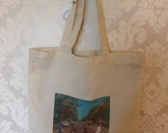 SALE The Beatles Abbey Road Tote Bag 20% OFF!!