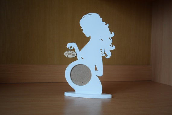 Baby frame wood picture frame set ultrasound frame pregnancy like this item negle Images