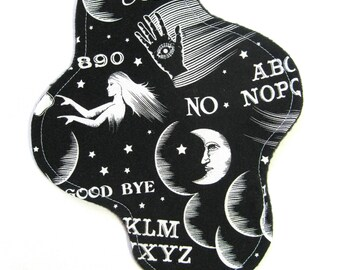 Moon Cloth Pad, custom cloth pad, reusable cloth pad