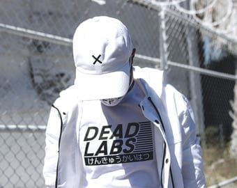 Dead Labs (Research and Development) Tee