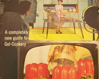 Vintage 1962 Knox On-Camera Recipes – A Completely New Guide to Gel-Cookery