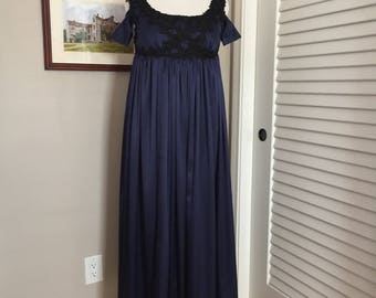Jane Austen Regency Gown by Iblamejanetoo - U.S. size 6