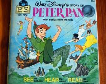 peter pan power of narration