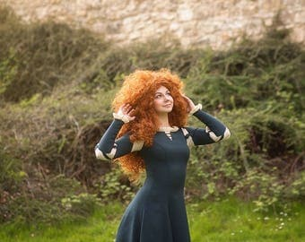 Brave Merida Disney Princess Cosplay