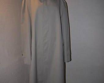 Burberry Coat - Cotton - Regular 54 - Sand/Beige - London - Design - 1980s -