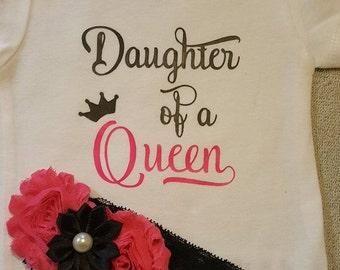 Daughter of a Queen shirt