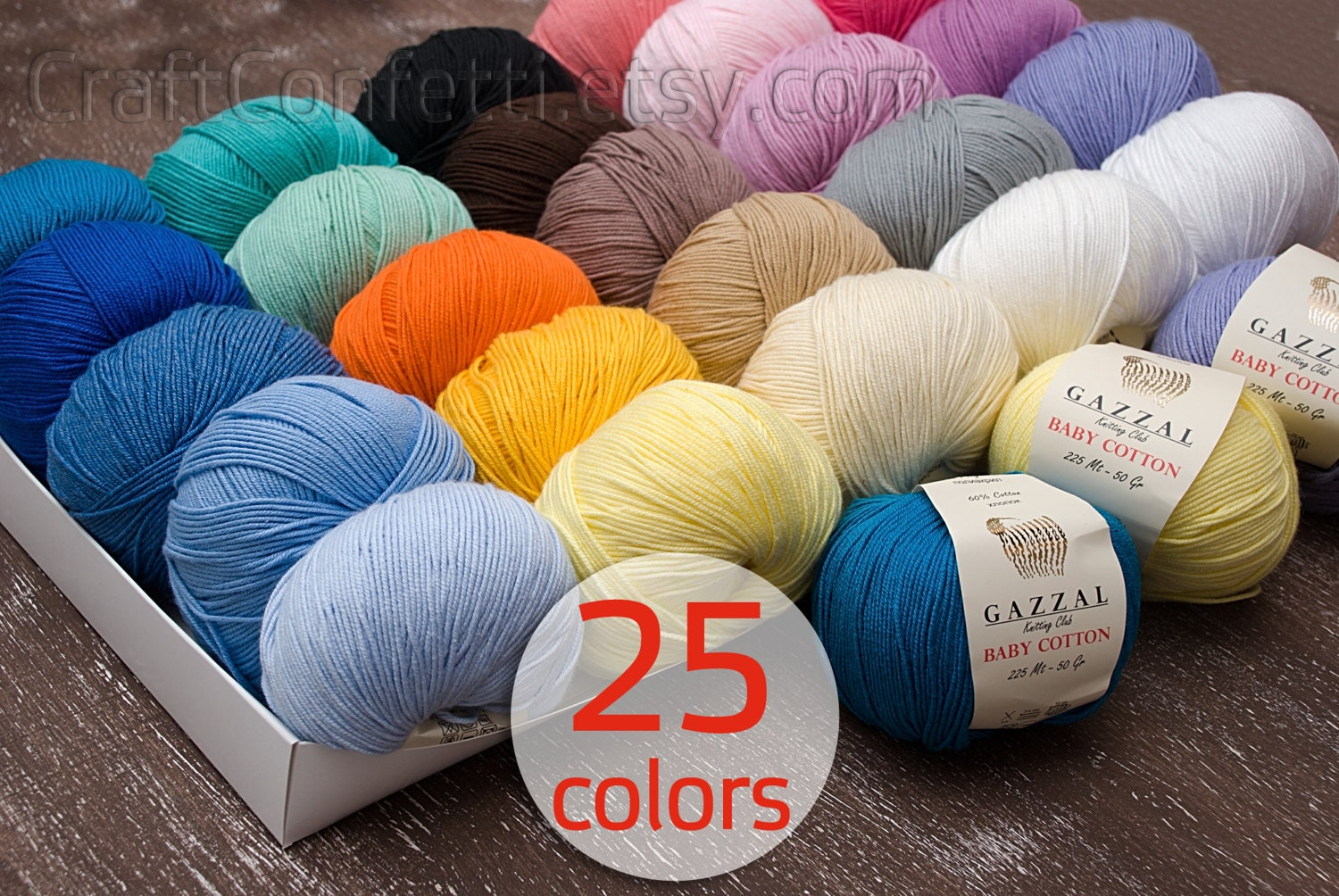 Baby Cotton Yarn Crochet Yarn Soft Cotton Yarn Knitting