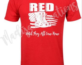 RED Shirt