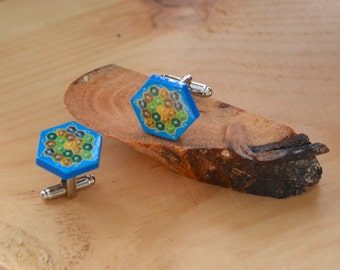 Cufflinks | Settlers of Catan | Game Board