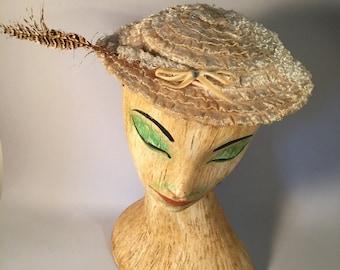 1950s hat | 50s hat