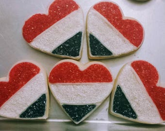 4th of July Cookies - sold by the dozen