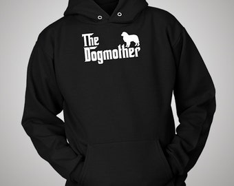 Great Pyrenees DogMother Hoodie