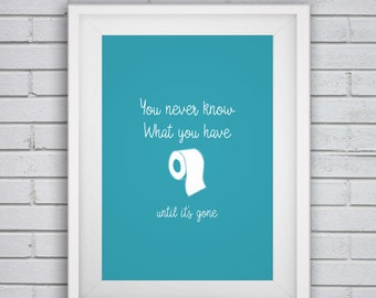 Turquoise Wall Art Turquoise Wall Decor You Never Know What You Have Until It S