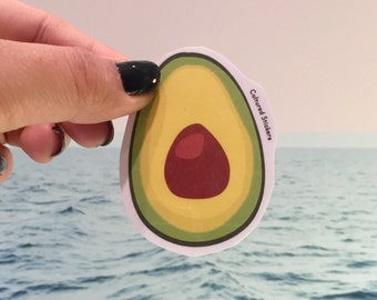 Avocado!!! Sticker