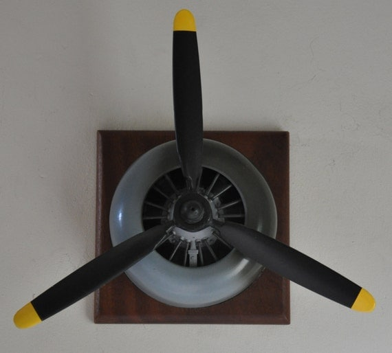 Pratt And Whitney Wasp Model Egine