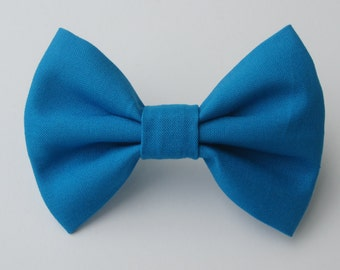 Cerulean Blue Bow Tie- All Sizes