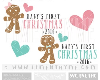 Baby's first Christmas SVG /my first christmas svg /Christmas onesie /baby Christmas svg /cut file cutting files /Silhouette/Am
