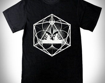 Odesza Flower of Life Sacred Geometry T-Shirt