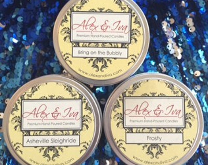 Holiday Trio #4 - 8 oz. tins