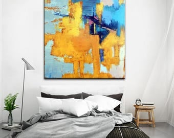 Abstract painting, Painting, Acrylic Painting, Painting on canvas, Heavy Texture, Original painting, Painting abstract, Canvas wall art