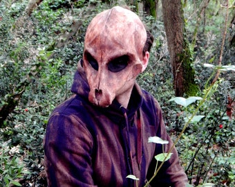 Wolf's Skull Mask (Fantasy)