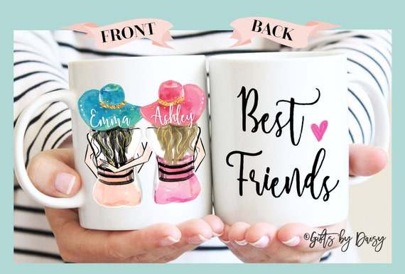 Gift Personalized Best Friend Gift Best Friend Gift Mothers