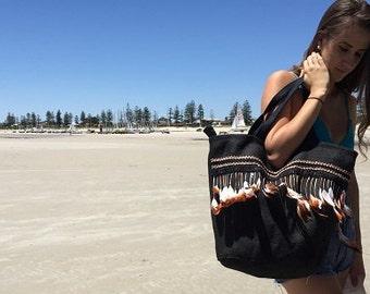 Market boho bag/Boho summer bag/burlap beach bag/ethnic summer bag/jute beach bag/summer market bag/tote bag oversized/ethnic hobo bag