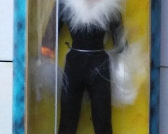 "Spiderman's enemy-The BLACK CAT -12"" doll-Felecia Hardy"