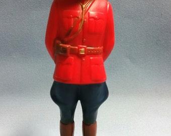 Vintage Regal Toy RCMP Figure
