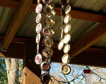 Wind Chime / Windchime / Father's Day Gift / Gift For Him / Easter Gift / Wind Chimes / Windchimes / Bottle Caps / Husband Gift / Beer /Gift