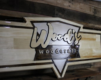 Wood Sign Home. Wooden Signs Business. Wood signs wall art. Custom signage.